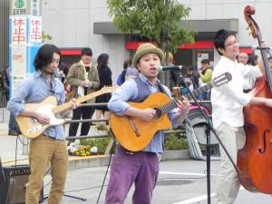 ボーカルのけんちゃん