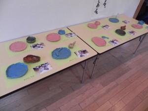 シオン幼稚園の子供たちの作品