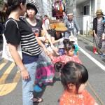 『小山 両社祭』に参加しました